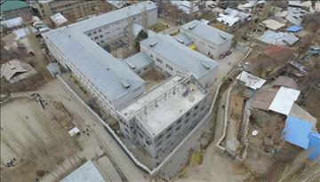 Construction of the Aga Khan Lycée Early Childhood Development Centre