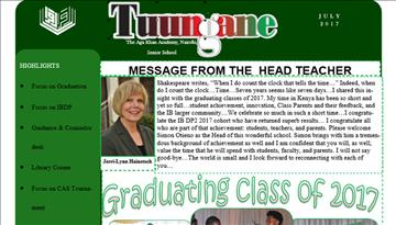 Tuungane - July 2017 Edition
