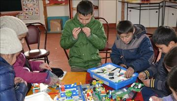 FEATURE: Robotics Programme sparks innovative learning in Central Asia