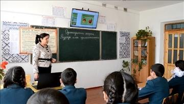 Russian Teacher Wins National Teaching Competition