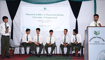 Chitral schools trace history to celebrate Diamond Jubilee