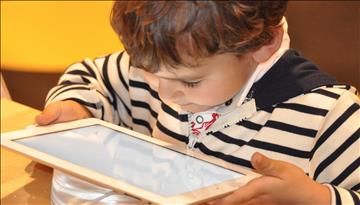 IN THE MEDIA: Too much Screen time for Nursery Age Children?