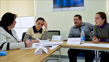ECD Resource Centre in Khorog, Tajikistan hosts Seminar on Contextualized ECD Assessment Tools