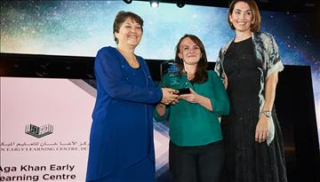 AKELC Wins Best Nursery Award in UAE