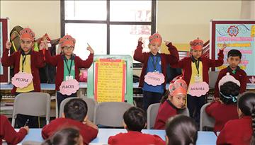 Grammar Fest at Aga Khan School, Mundra