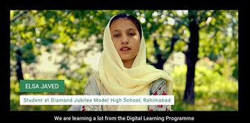 Digital Learning Programme in Gilgit-Baltistan and Chitral