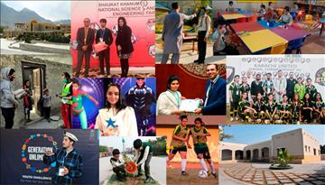 2020: A Recap of the Year's Successes at the Aga Khan Education Service, Pakistan