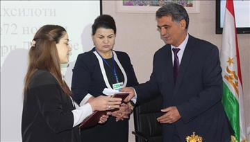 "Aga Khan Education Service's ECD teacher awarded ""Best Pre-School Teacher of Tajikistan-2019"""