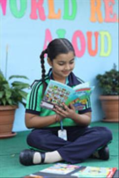 World Read Aloud Day 2020 : Every book you've ever read is just a combination of 26 letters!