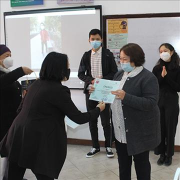 Aga Khan School students in Kyrgyzstan raise awareness on COVID-19 through short videos