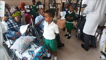 News from the Aga Khan Nursery School, Mombasa