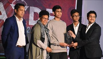 The Aga Khan School, Dhaka Interschool Debate Festival (AIDF-2020)