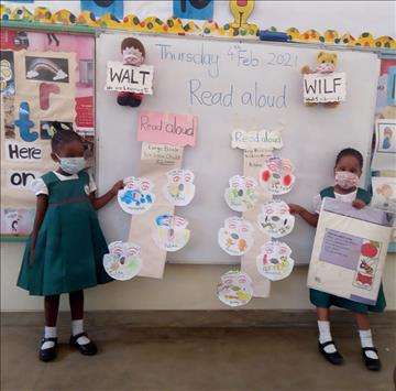 Building Confidence, Creativity and Connection through World Read Aloud Day
